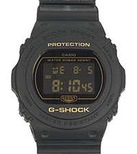 [of the 25th anniversary] Entering logo G-SHOCK